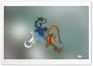 Koi HD Wide Wallpaper for Widescreen