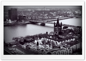 Koln View HD Wide Wallpaper for Widescreen