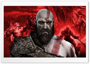 Kratos HD Wide Wallpaper for Widescreen