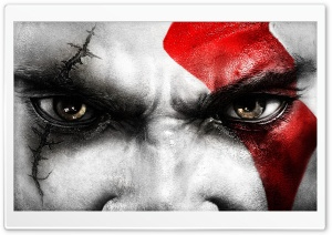 Kratos God of War III HD Wide Wallpaper for Widescreen