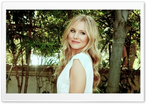 Kristen Bell 2012 HD Wide Wallpaper for Widescreen