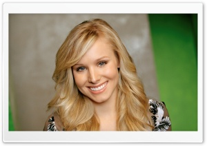 Kristen Bell 3 HD Wide Wallpaper for Widescreen