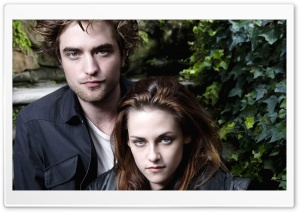 Kristen Stewart And Robert Pattinson   Twilight HD Wide Wallpaper for Widescreen