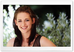 Kristen Stewart Pretty HD Wide Wallpaper for Widescreen
