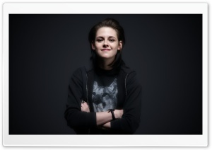 Kristen Stewart Smile HD Wide Wallpaper for Widescreen