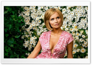 Kristin Chenoweth HD Wide Wallpaper for Widescreen