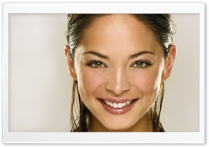 Kristin Kreuk 2 HD Wide Wallpaper for Widescreen