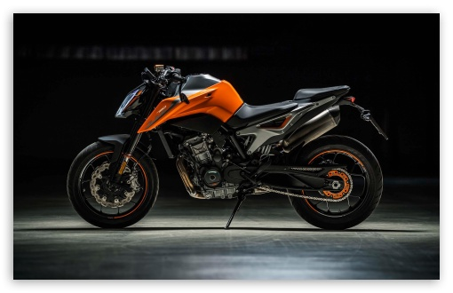 Download KTM Duke 790 Motorcycle HD Wallpaper