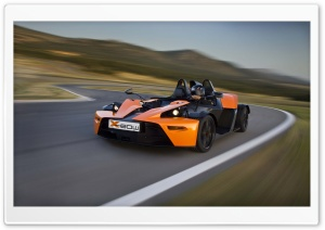 KTM X-Bow HD Wide Wallpaper for Widescreen