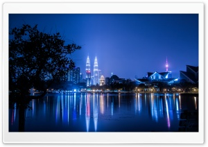 Kuala Lumpur Malaysia Petronas KL tower HD Wide Wallpaper for 4K UHD Widescreen desktop & smartphone