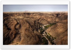 Kuiseb Canyon, Namibia HD Wide Wallpaper for Widescreen