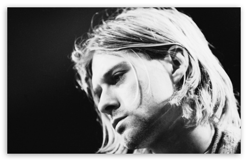Kurt Cobain 4k Hd Desktop Wallpaper For Wide Ultra