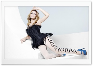 Kylie Minogue Hot HD Wide Wallpaper for Widescreen
