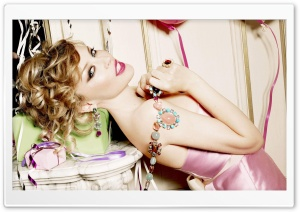 Kylie Minogue's Birthday 3 HD Wide Wallpaper for Widescreen