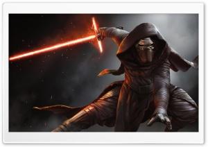 Kylo Ren Ultra HD Wallpaper for 4K UHD Widescreen desktop, tablet & smartphone