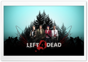 L4D HD Wide Wallpaper for Widescreen