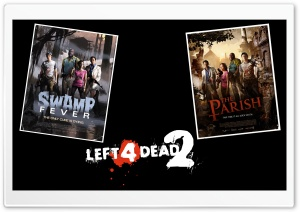 L4D2 HD Wide Wallpaper for Widescreen