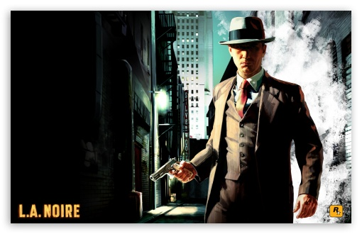 L.A. Noire ❤ 4K UHD Wallpaper for Wide 16:10 5:3 Widescreen WHXGA WQXGA WUXGA WXGA WGA ; Mobile 5:3 16:9 - WGA 2160p 1440p 1080p 900p 720p ;