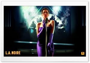 L.A. Noire Ultra HD Wallpaper for 4K UHD Widescreen desktop, tablet & smartphone
