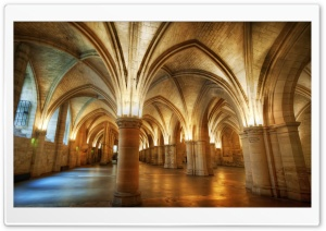 La Conciergerie, Paris, France HD Wide Wallpaper for Widescreen