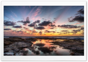 La Jolla Reflection HD Wide Wallpaper for 4K UHD Widescreen desktop & smartphone