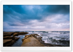 La Jolla Shore HD Wide Wallpaper for Widescreen