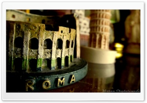 La' Roma. HD Wide Wallpaper for Widescreen