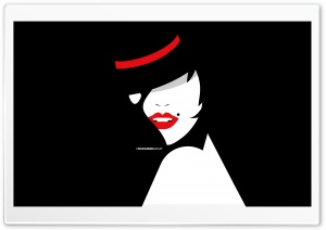 Lady Ultra HD Wallpaper for 4K UHD Widescreen desktop, tablet & smartphone