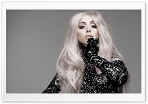 Lady Gaga HD Wide Wallpaper for 4K UHD Widescreen desktop & smartphone