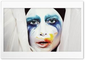 Lady Gaga HD Wide Wallpaper for 4K UHD Widescreen desktop & smartphone