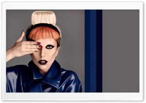 Lady GaGa   Born This Way HD Wide Wallpaper for Widescreen