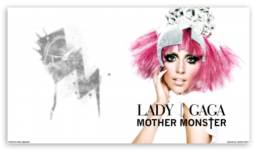 Lady Gaga Mother Monster HD wallpaper for HD 16:9 High Definition WQHD QWXGA 1080p 900p 720p QHD nHD ; Dual 5:4 QSXGA SXGA ;