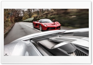LaFerrari - Top Gear HD Wide Wallpaper for 4K UHD Widescreen desktop & smartphone