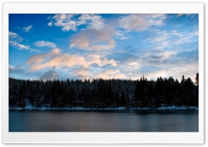 Lake 27 HD Wide Wallpaper for 4K UHD Widescreen desktop & smartphone