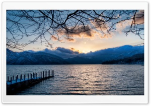 Lake At Nikko, Japan HD Wide Wallpaper for 4K UHD Widescreen desktop & smartphone