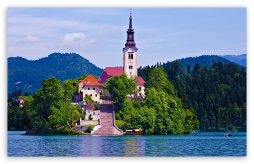 Lake Bled, Slovenia HD wallpaper for Wide 16:10 5:3 Widescreen WHXGA WQXGA WUXGA WXGA WGA ; HD 16:9 High Definition WQHD QWXGA 1080p 900p 720p QHD nHD ; Standard 4:3 5:4 3:2 Fullscreen UXGA XGA SVGA QSXGA SXGA DVGA HVGA HQVGA devices ( Apple PowerBook G4 iPhone 4 3G 3GS iPod Touch ) ; Tablet 1:1 ; iPad 1/2/Mini ; Mobile 4:3 5:3 3:2 16:9 5:4 - UXGA XGA SVGA WGA DVGA HVGA HQVGA devices ( Apple PowerBook G4 iPhone 4 3G 3GS iPod Touch ) WQHD QWXGA 1080p 900p 720p QHD nHD QSXGA SXGA ;