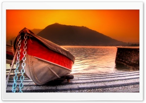 Lake Como HD Wide Wallpaper for Widescreen
