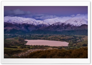 Lake Hayes and Arrowtown HD Wide Wallpaper for Widescreen