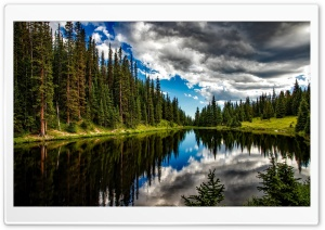 Lake Irene, Colorado HD Wide Wallpaper for Widescreen