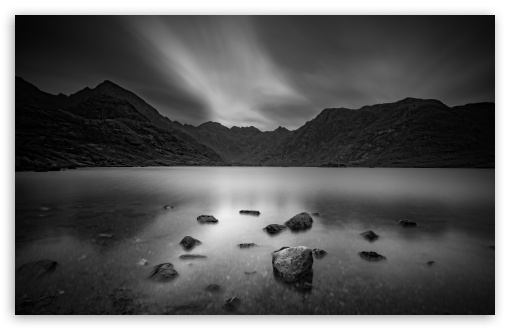 Lake Loch Coruisk, Scotland, Black and White UltraHD Wallpaper for Wide 16:10 5:3 Widescreen WHXGA WQXGA WUXGA WXGA WGA ; UltraWide 21:9 24:10 ; 8K UHD TV 16:9 Ultra High Definition 2160p 1440p 1080p 900p 720p ; UHD 16:9 2160p 1440p 1080p 900p 720p ; Standard 4:3 5:4 3:2 Fullscreen UXGA XGA SVGA QSXGA SXGA DVGA HVGA HQVGA ( Apple PowerBook G4 iPhone 4 3G 3GS iPod Touch ) ; Tablet 1:1 ; iPad 1/2/Mini ; Mobile 4:3 5:3 3:2 16:9 5:4 - UXGA XGA SVGA WGA DVGA HVGA HQVGA ( Apple PowerBook G4 iPhone 4 3G 3GS iPod Touch ) 2160p 1440p 1080p 900p 720p QSXGA SXGA ; Dual 16:10 5:3 16:9 4:3 5:4 3:2 WHXGA WQXGA WUXGA WXGA WGA 2160p 1440p 1080p 900p 720p UXGA XGA SVGA QSXGA SXGA DVGA HVGA HQVGA ( Apple PowerBook G4 iPhone 4 3G 3GS iPod Touch ) ;