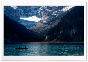 Lake Louise HD Wide Wallpaper for Widescreen