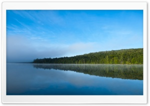 Lake Scenery HD Wide Wallpaper for Widescreen