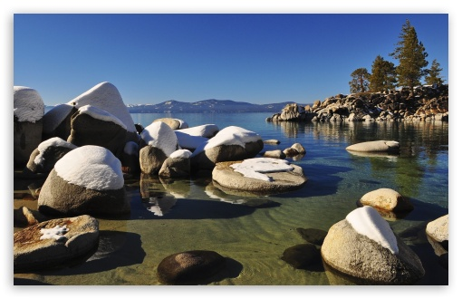 Lake Tahoe Rocks HD wallpaper for Wide 16:10 5:3 Widescreen WHXGA WQXGA WUXGA WXGA WGA ; HD 16:9 High Definition WQHD QWXGA 1080p 900p 720p QHD nHD ; Standard 4:3 5:4 3:2 Fullscreen UXGA XGA SVGA QSXGA SXGA DVGA HVGA HQVGA devices ( Apple PowerBook G4 iPhone 4 3G 3GS iPod Touch ) ; Tablet 1:1 ; iPad 1/2/Mini ; Mobile 4:3 5:3 3:2 16:9 5:4 - UXGA XGA SVGA WGA DVGA HVGA HQVGA devices ( Apple PowerBook G4 iPhone 4 3G 3GS iPod Touch ) WQHD QWXGA 1080p 900p 720p QHD nHD QSXGA SXGA ;