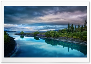 Lake Tekapo HD Wide Wallpaper for 4K UHD Widescreen desktop & smartphone