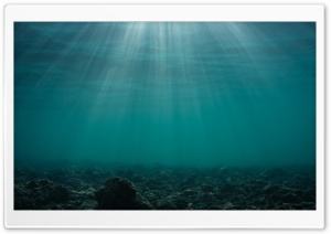 Lake Underwater HD Wide Wallpaper for Widescreen
