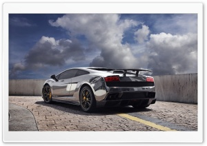 Lambo Ultra HD Wallpaper for 4K UHD Widescreen desktop, tablet & smartphone