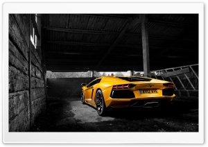 Lambo HD Wide Wallpaper for Widescreen