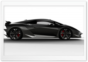 Lambo Sesto Elemento 315 HD Wide Wallpaper for Widescreen