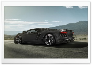 Lamborghini 1 HD Wide Wallpaper for Widescreen