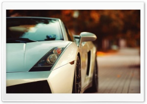 Lamborghini 4 HD Wide Wallpaper for Widescreen